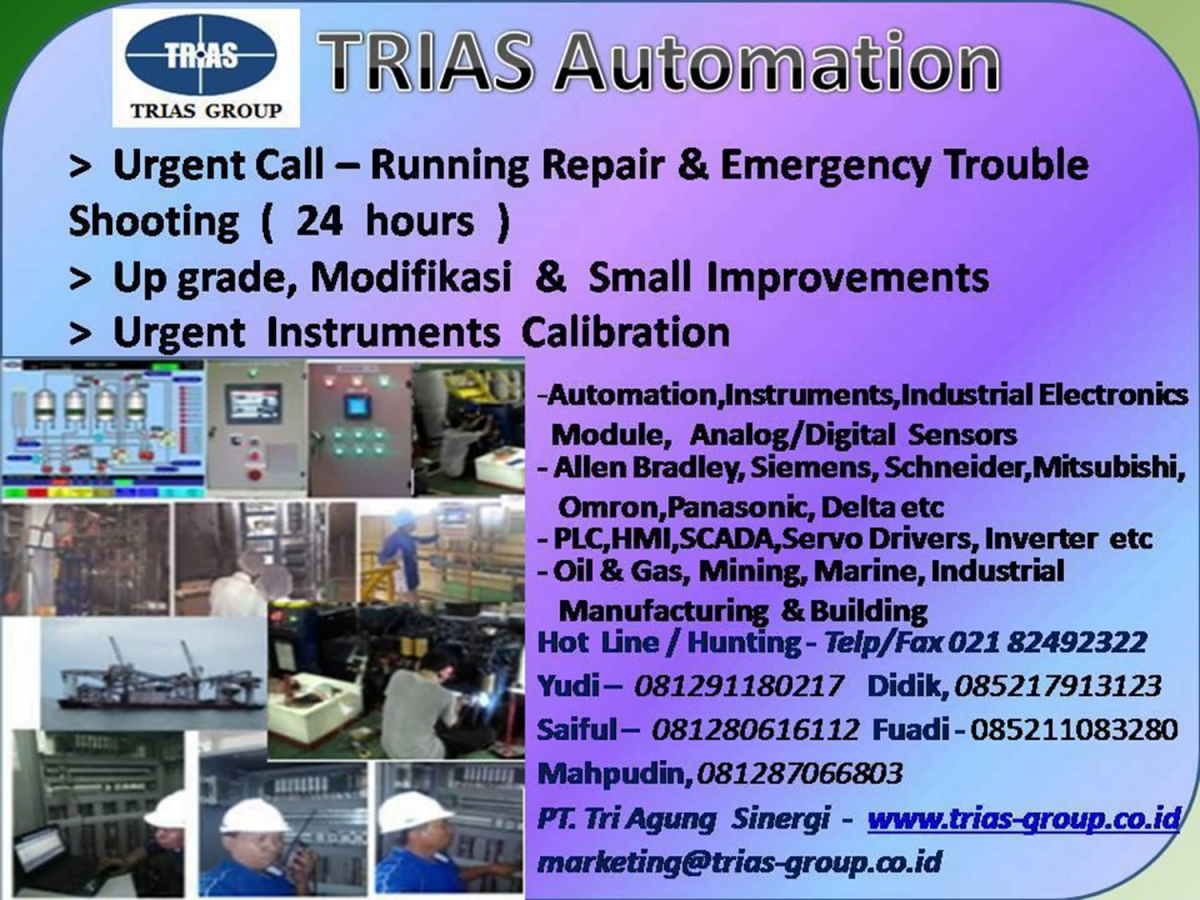 TRIAS Automation 1