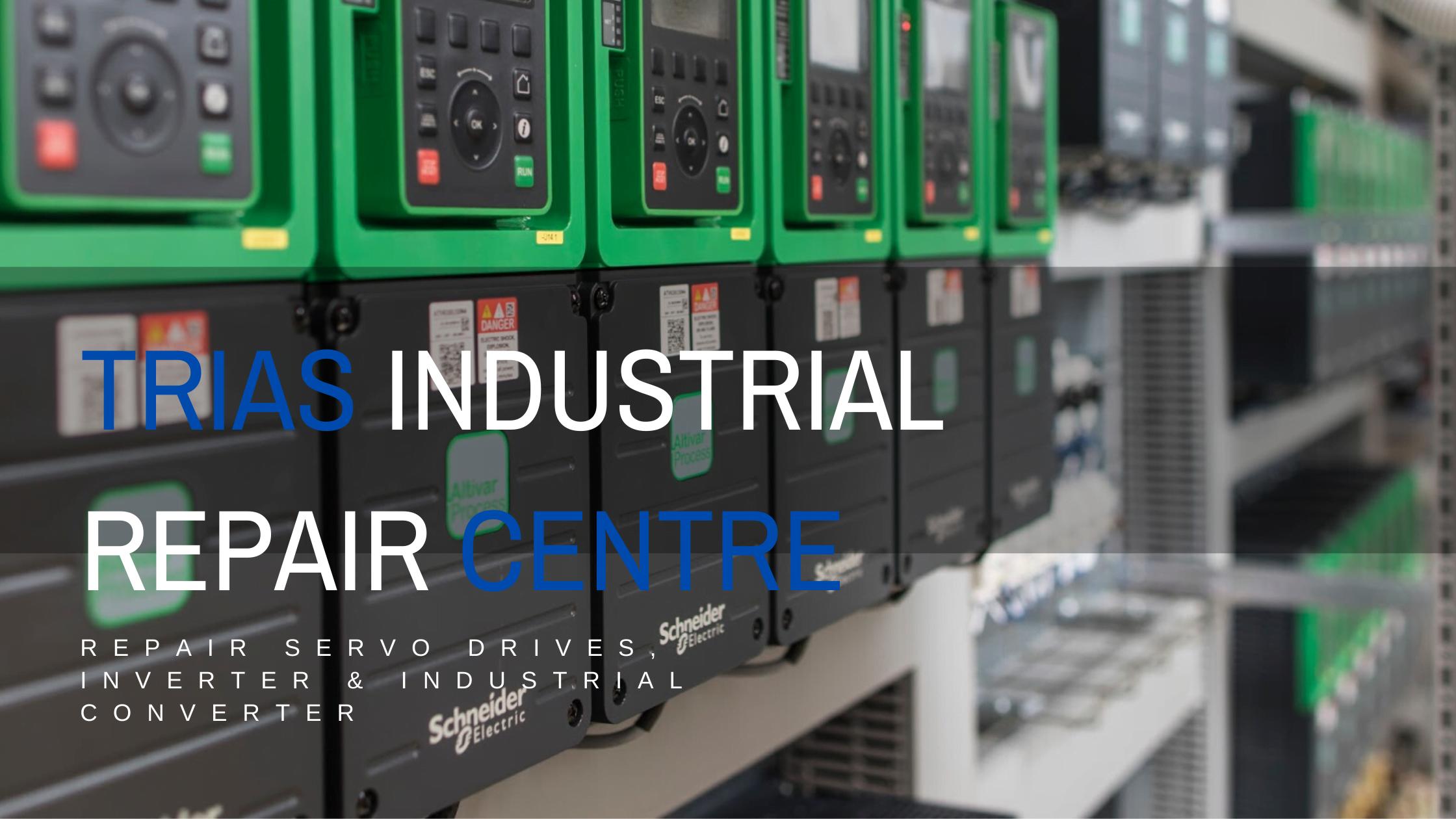 TRIAS Industrial Repair Centre 1